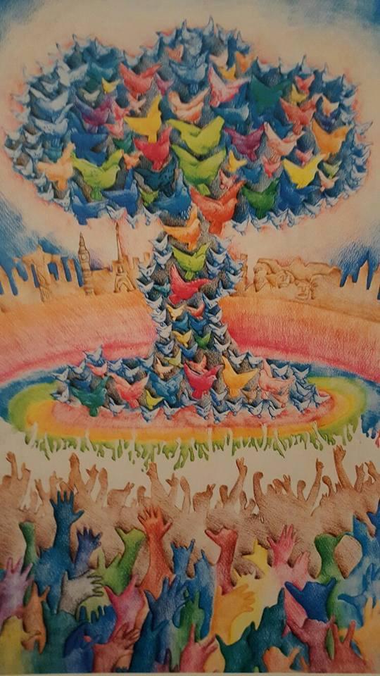 Poster della Pace